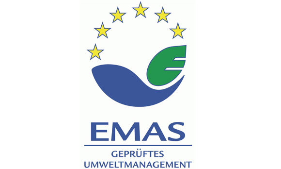 Confirmation SchwörerHaus complies with EMAS