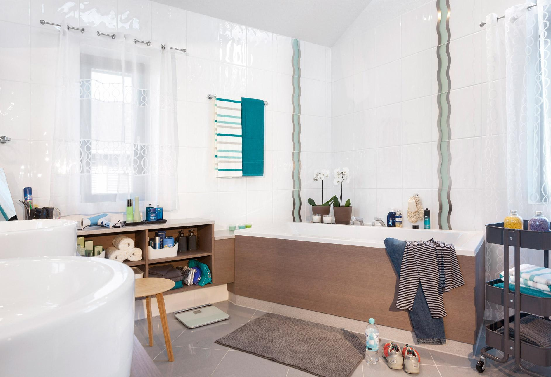 salle de bain Young Family Home 1