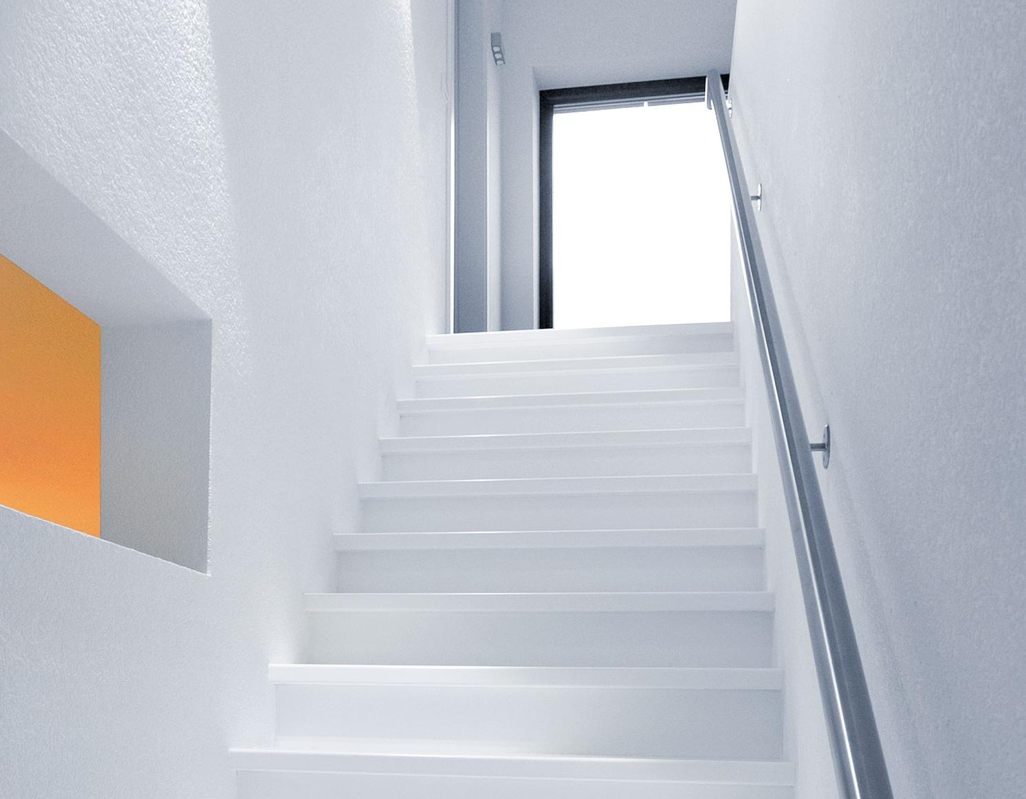 Stair materials- modern Corean stairs