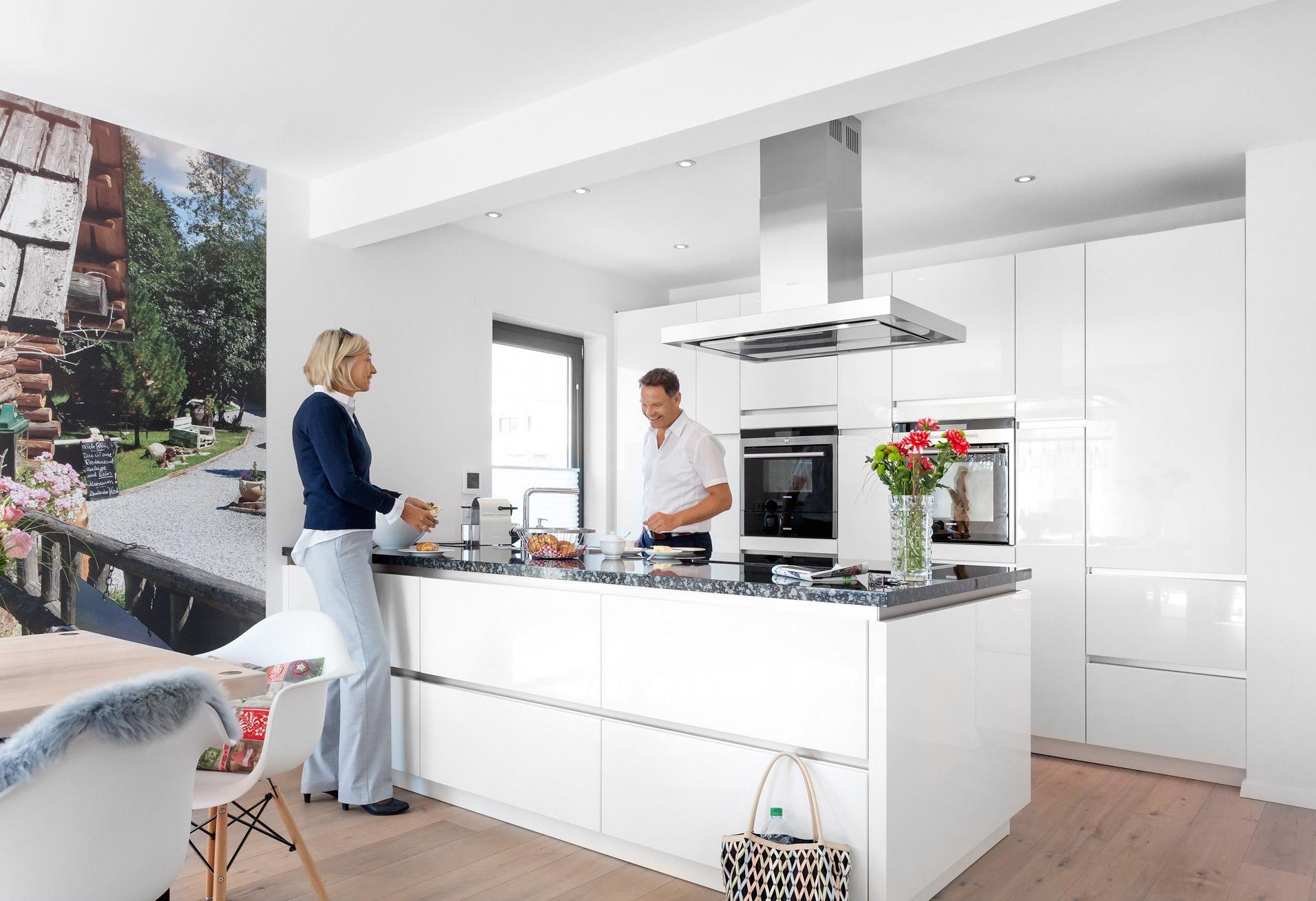 haus mit versetztem pultdach schw rerhaus. Black Bedroom Furniture Sets. Home Design Ideas