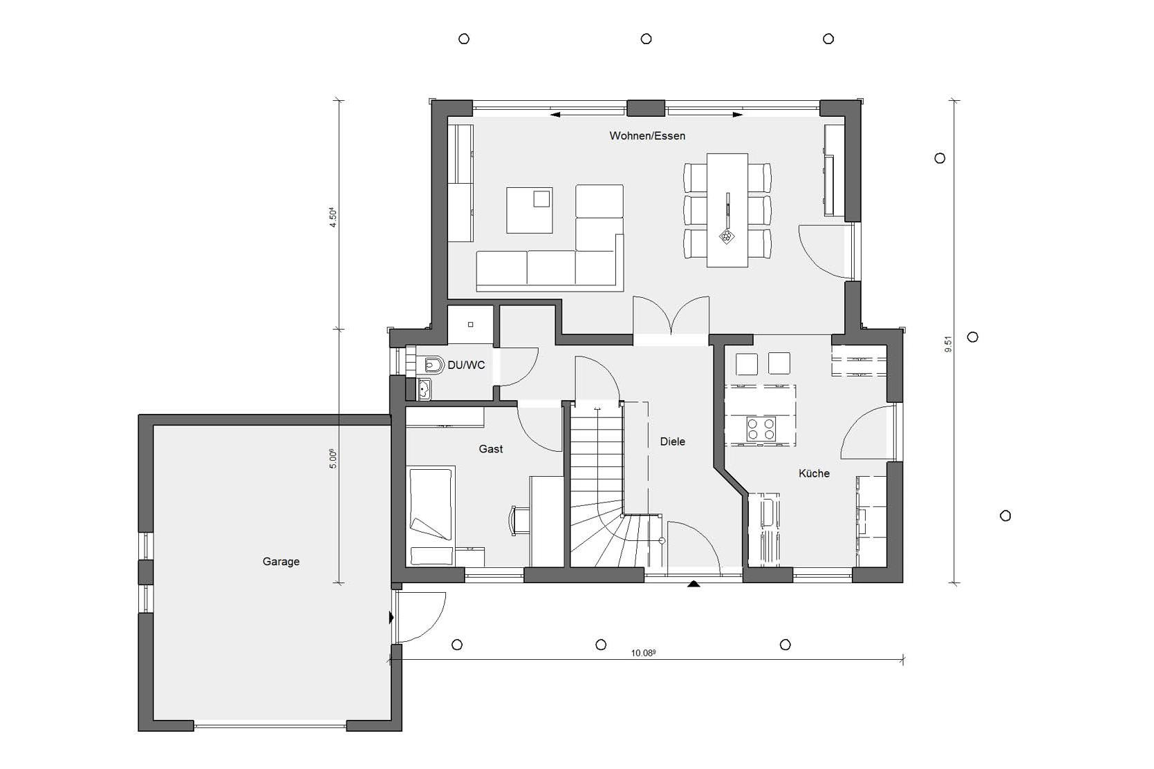 Ground floor Young Family Home 1