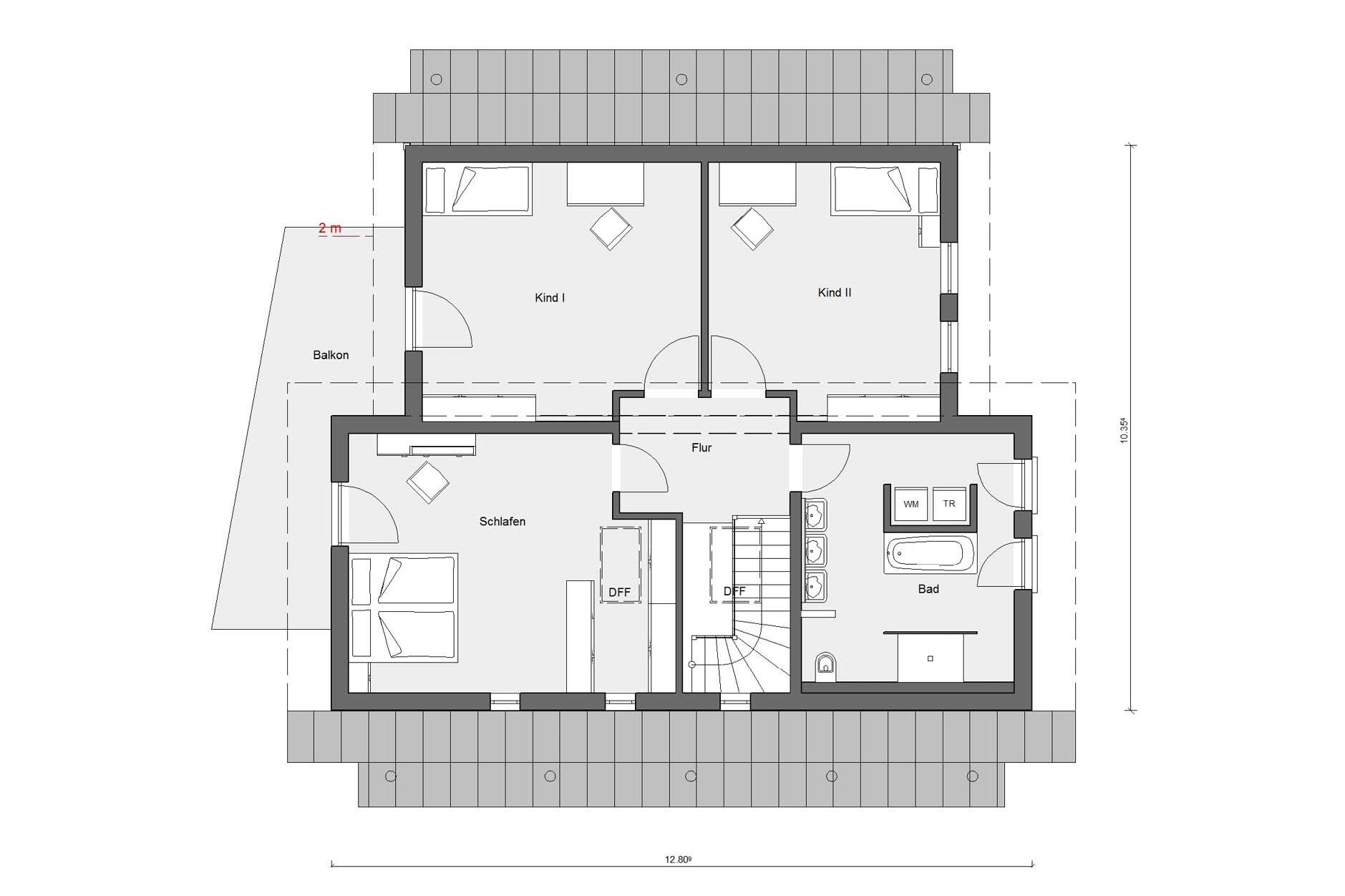 Top floor Young Family Home 2