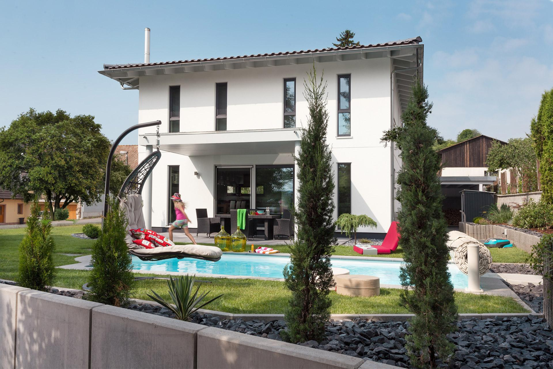 [Translate to Français:] Individuelle Villa mit Pool
