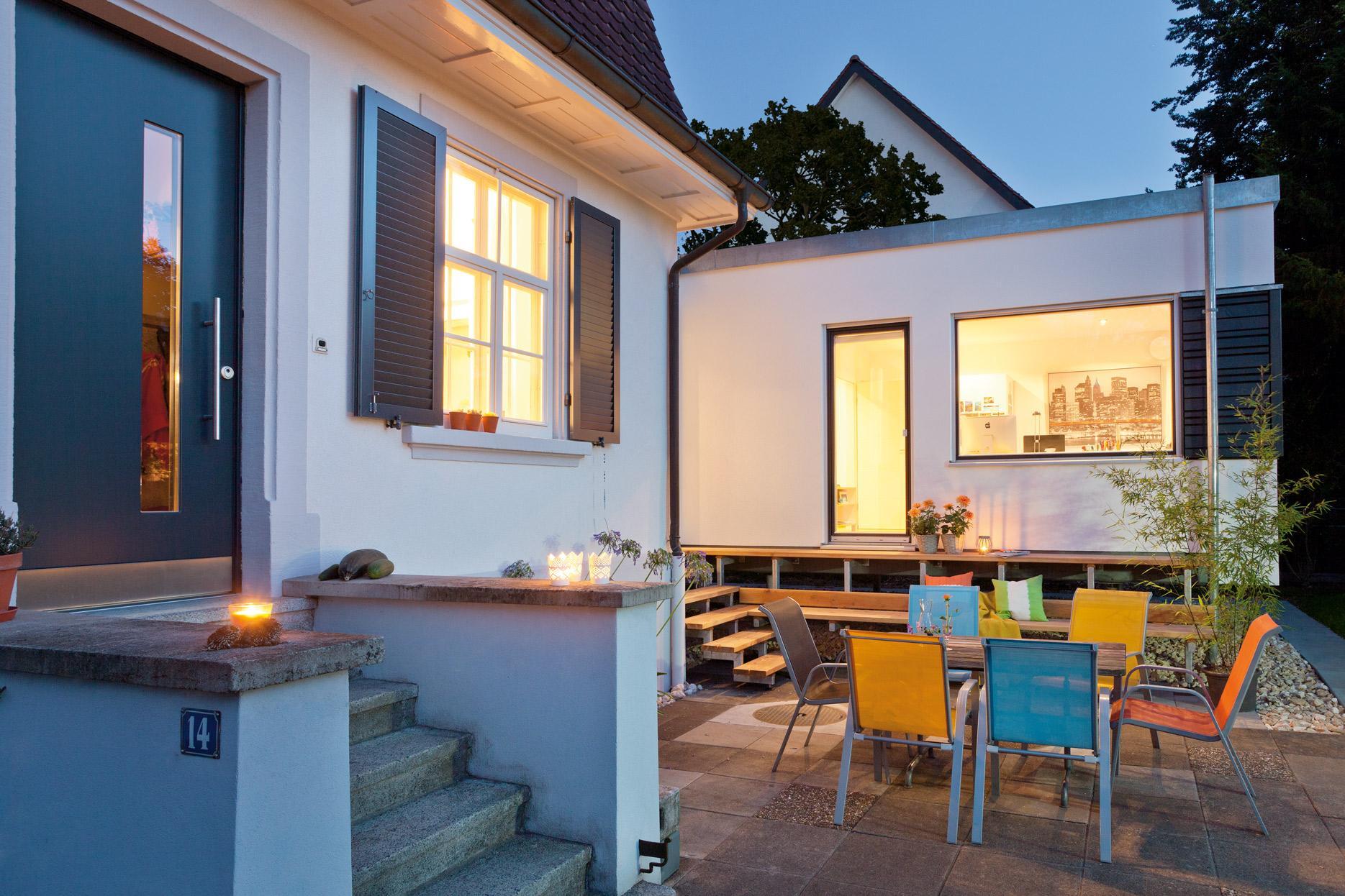 premier flying space en suisse schw rerhaus. Black Bedroom Furniture Sets. Home Design Ideas