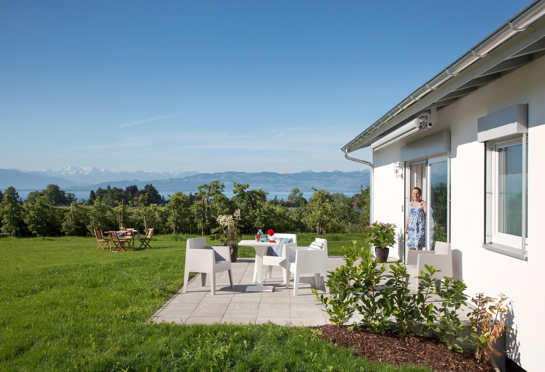 FlyingSpace holiday resort on Lake Constance