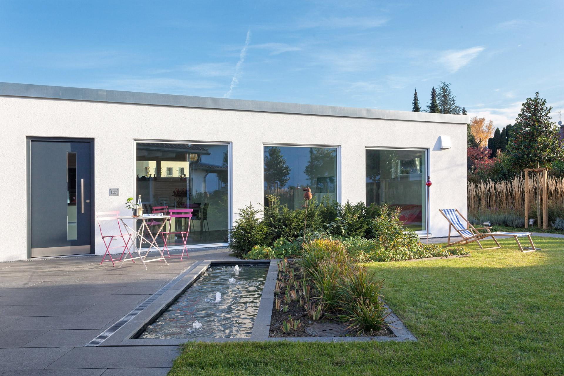 Mini Maison Avec Une Surface Habitable De 50 M Schworerhaus