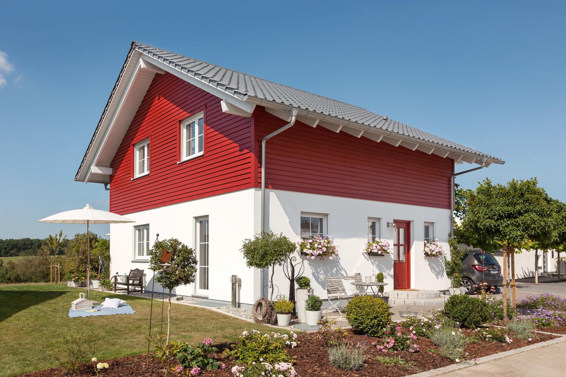 Maison de campagne moderne | E 15-128.8 | SchwörerHaus