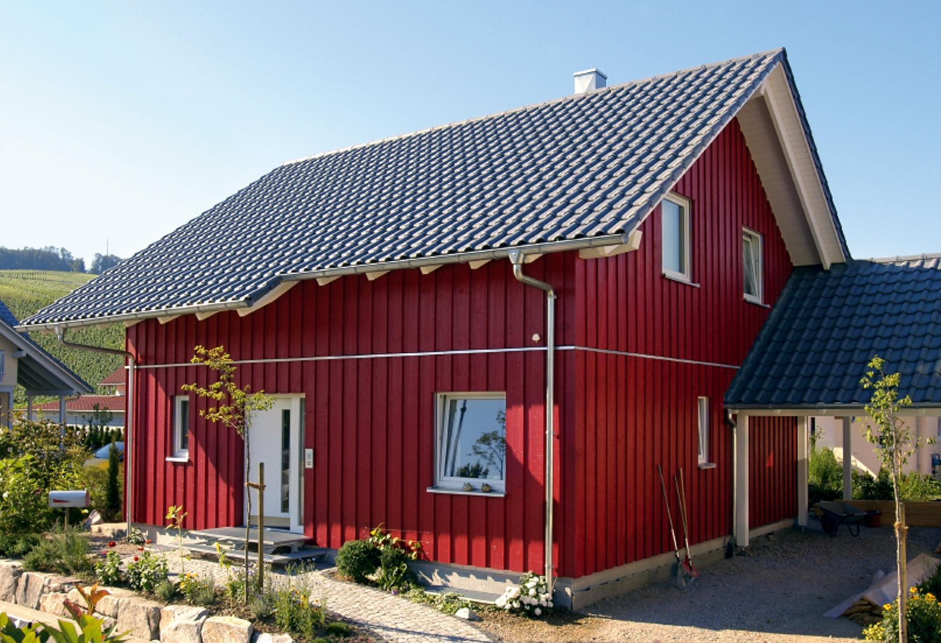 Case Prefabbricate Stile Country : Country house in stile scandinavo schwörerhaus