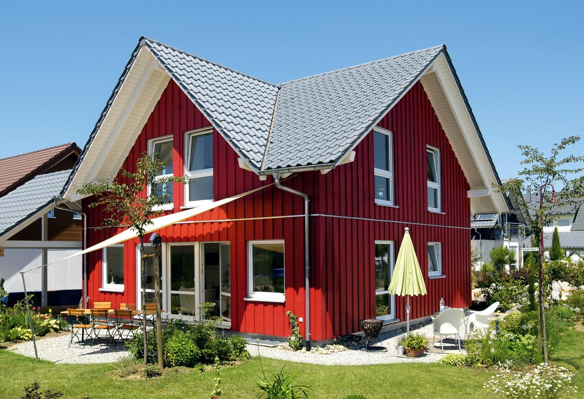 Skandinavisches fertighaus schw rerhaus - Skandinavisches gartenhaus ...