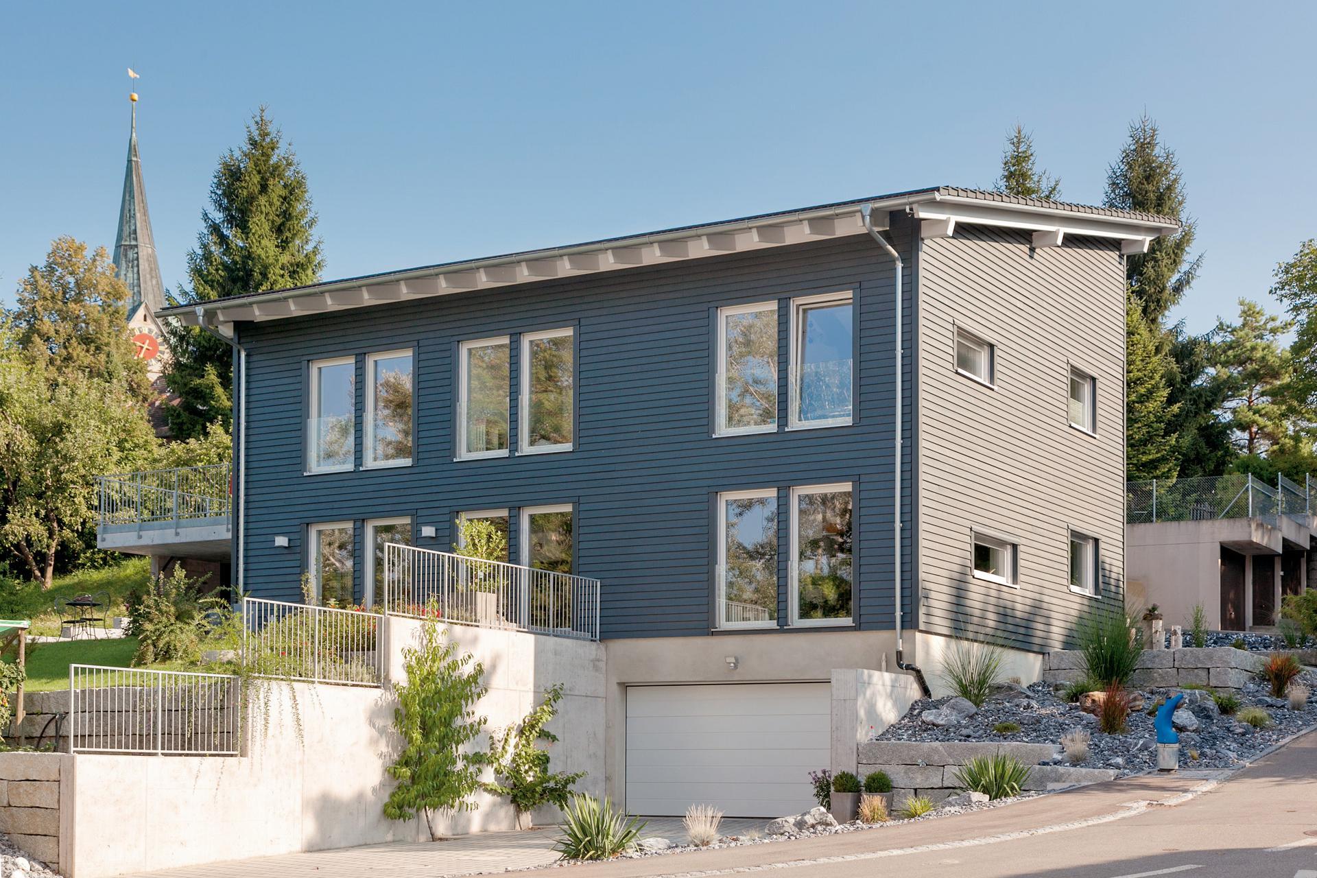 Moderna casa a risparmio energetico e 20 196 1 - Risparmio energetico casa ...