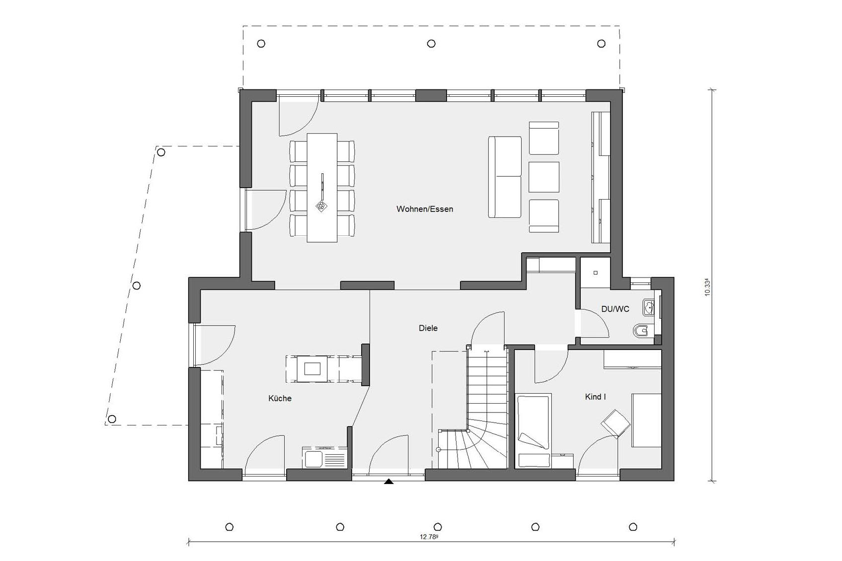 Ground floor Young Family Home 2